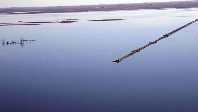 La Picasa: Harán un desvío de 28 kms para rodear la Laguna
