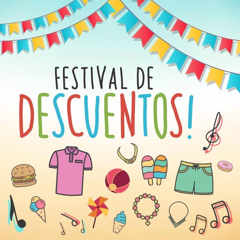 Festival de descuentos