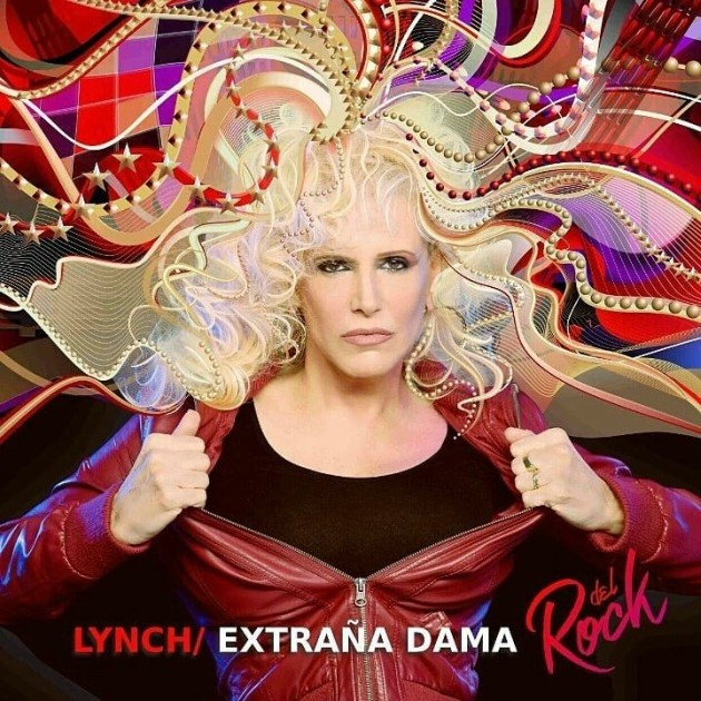 Valeria Lynch regresa con un nuevo álbum a puro rock
