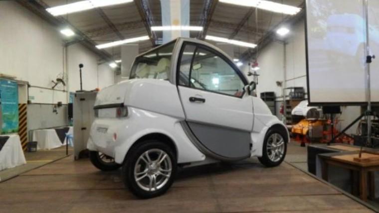 Los autos eléctricos argentinos son vehículos para ciudad