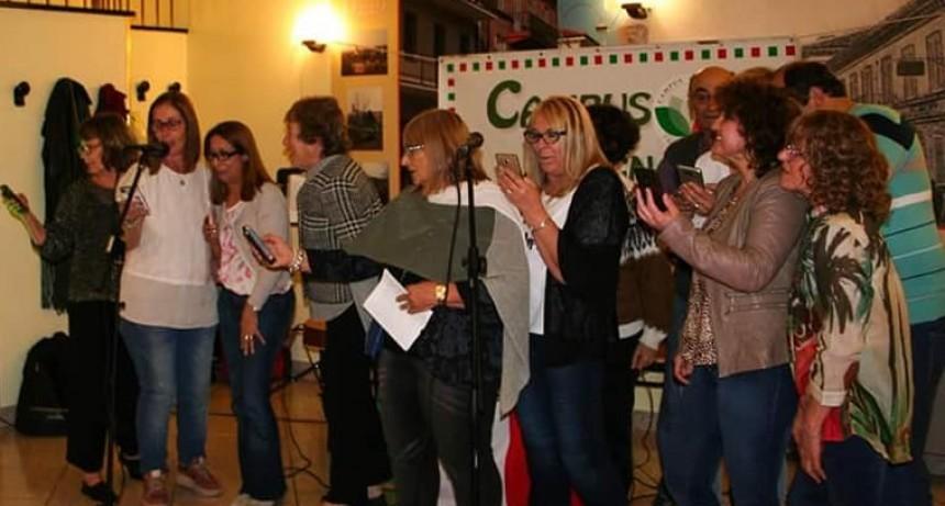 Alumnos de la  escuela de Italiano de Los Toldos, viajó a Castelraimondo!