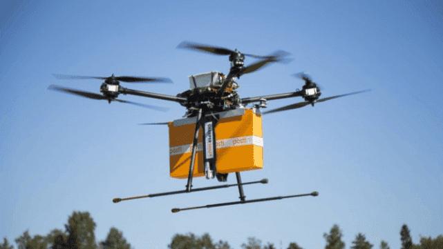 Cómo será el asombroso servicio de correspondencia por drones