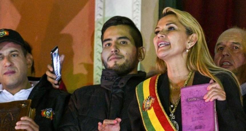 ¿Quién es Jeanine Áñez, la abogada que sucede a Evo Morales?