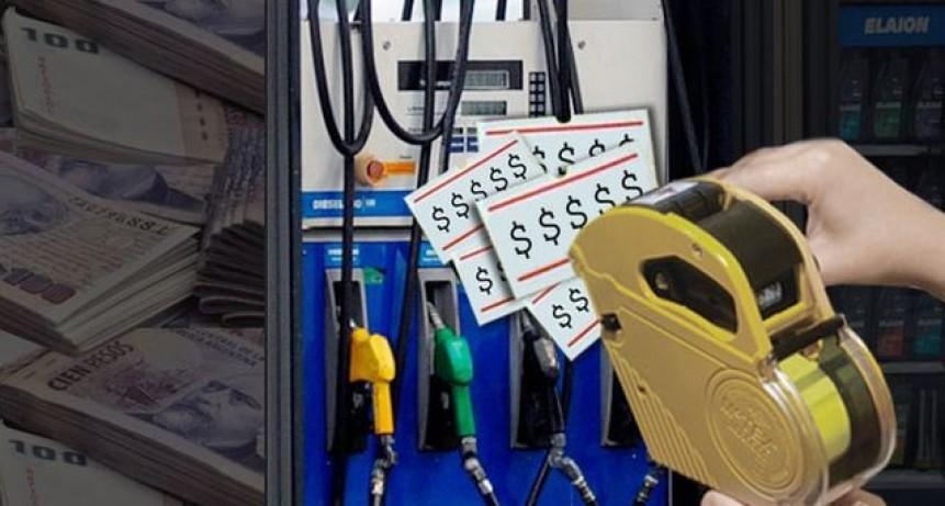 Se espera que el domingo vuelvan a subir los combustibles