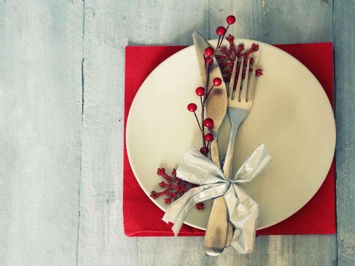 ALICIA SEVERINI | Preparativos para la mesa navideña