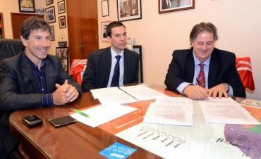 Salud firmó acuerdo con Modernización del Estado para renovar el CUCAIBA