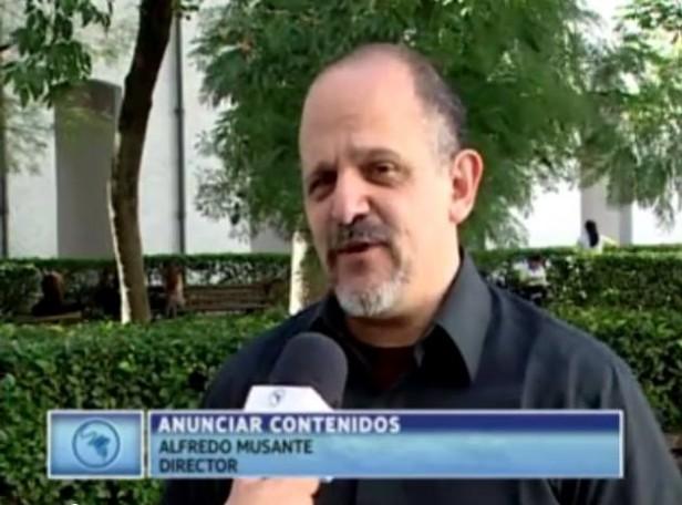 Alfredo Musante y su columna: