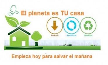 """Pulmón Verde, """"Traé tus reciclables"""" y aprende a separar"""
