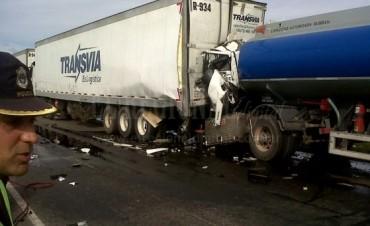 Un nuevo accidente de tránsito deja como saldo una persona fallecida