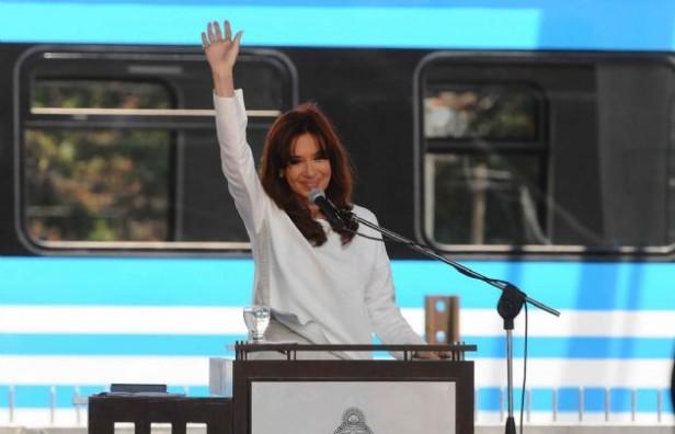 Cristina dijo que Macri le gritó por el traspaso de mando