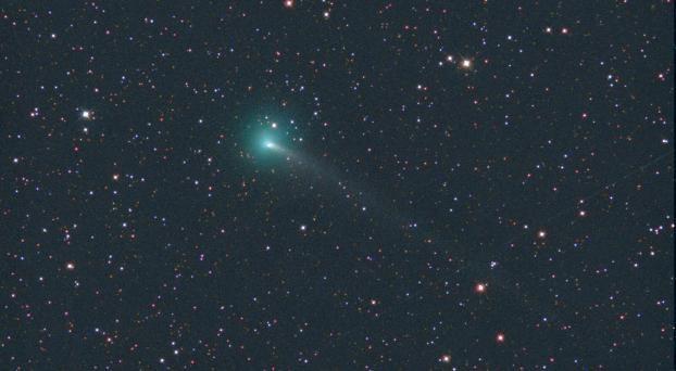 Cometa Catalina se acerca a la Tierra y será observable a simple vista