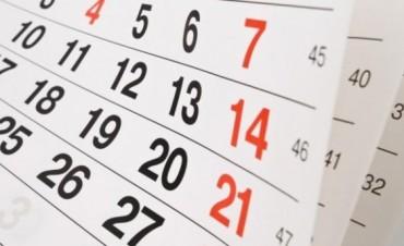 Enterate qué va a pasar con los feriados bajo la nueva presidencia