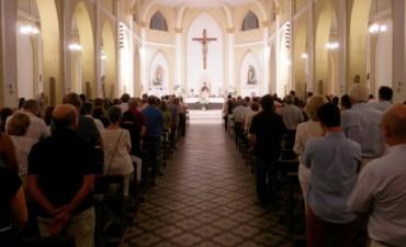 Rescatar la hermandad desde la familia fue el mensaje de Monseñor Ariel Torrado Mosconi