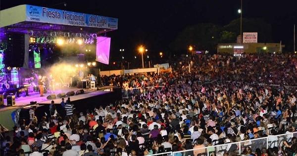 Fiesta Nacional del Lago Federación 2017