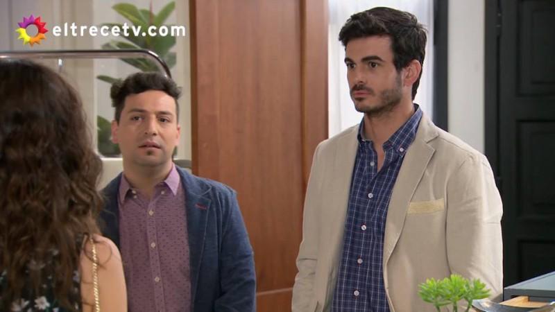 """El Toldense Esteban Lisazo debutó en """"Las Estrellas"""""""