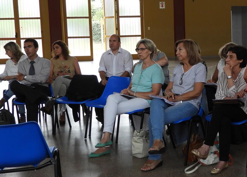 COLEGIOS CATOLICOS DE LA DIOCESIS 9 DE JULIO.  Ultimo encuentro del año  de los representantes legales