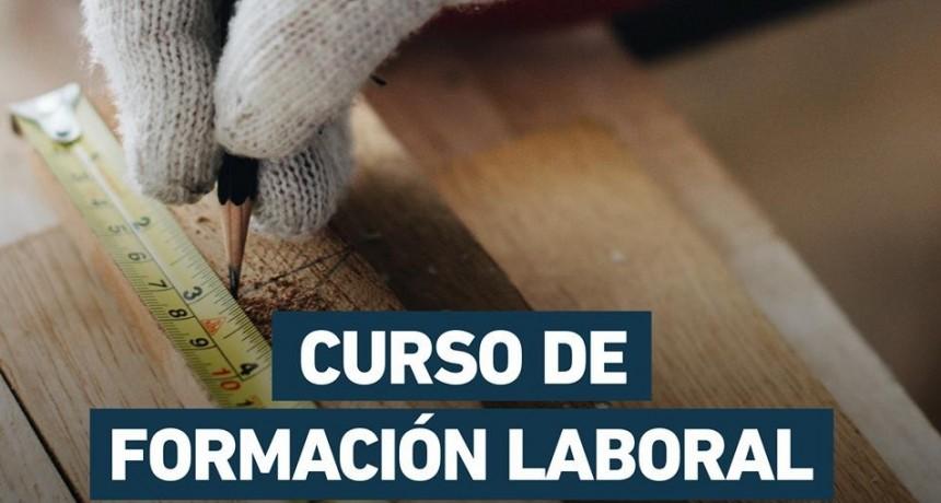 El Centro de Formación Laboral N° 401 brinda enseñanza gratuita para los vecinos de nuestro partido