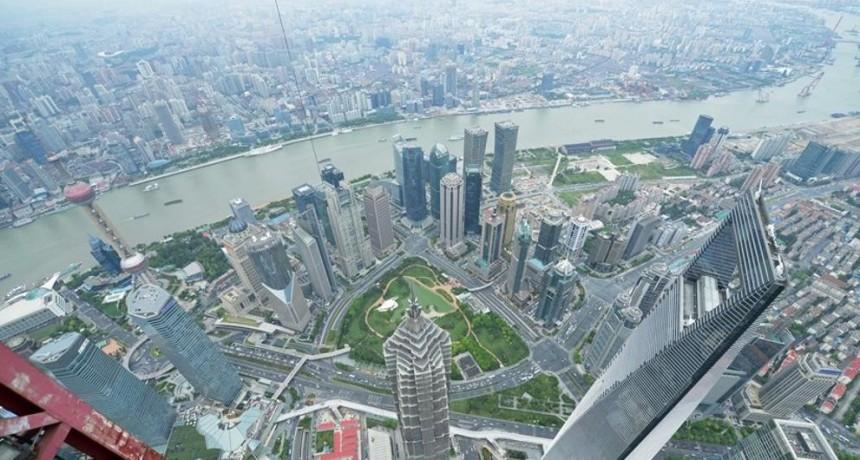 La increíble foto de 195 gigapíxels de Shanghái que se ha vuelto viral