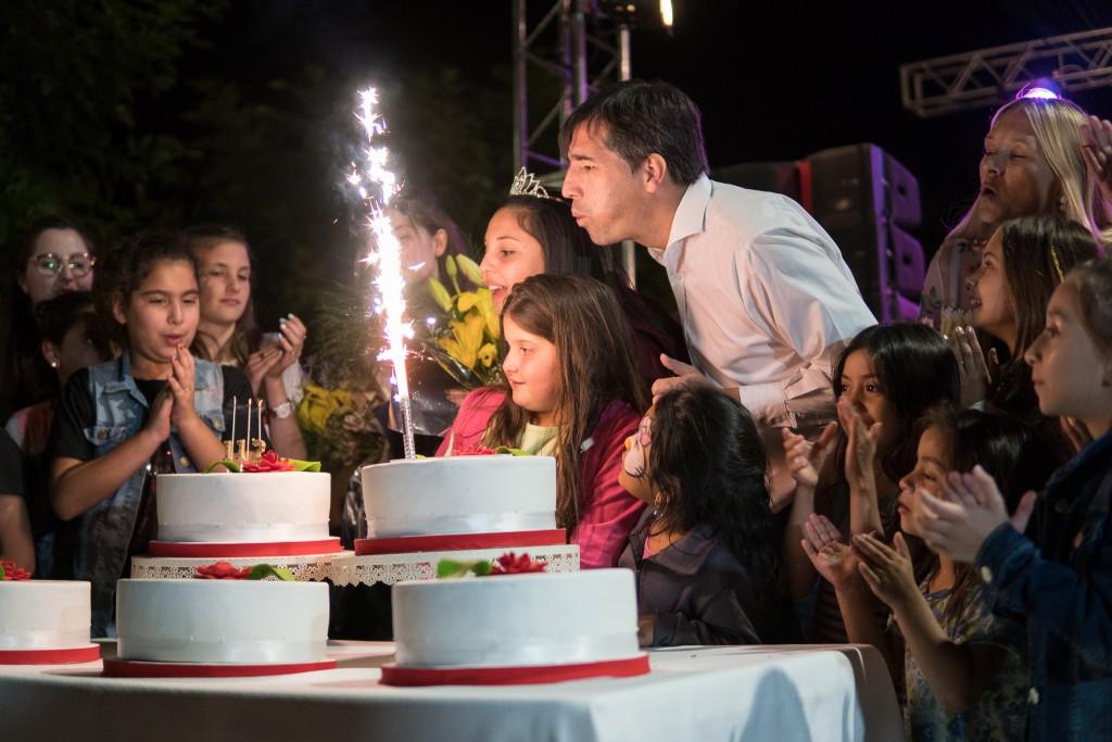 La comunidad de Zavalía festejo sus 112 años de vida