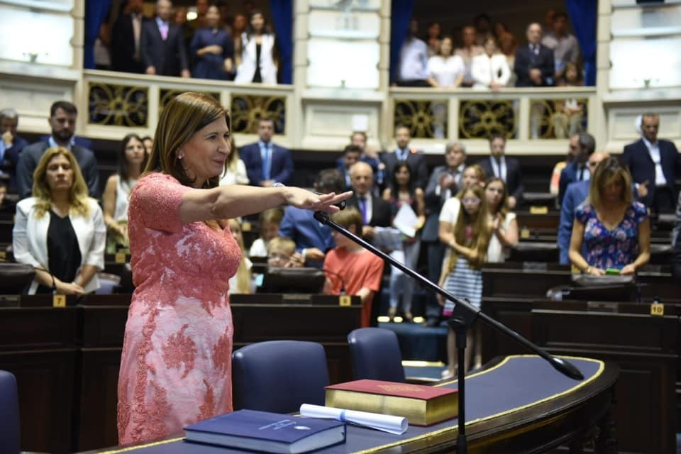 Sí Juro! Expreso la flamante diputada Provincial Viviana Guzzo