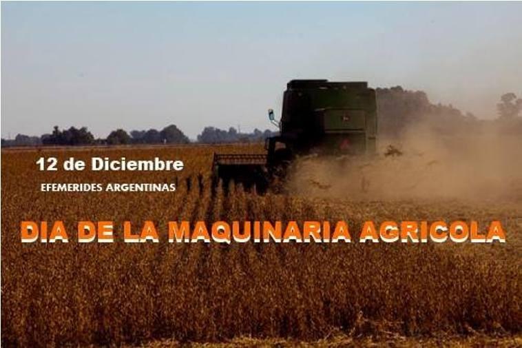 Día Nacional de la Maquinaria Agrícola