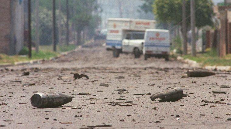 Indemnizarán a damnificados por la explosión de Río Tercero