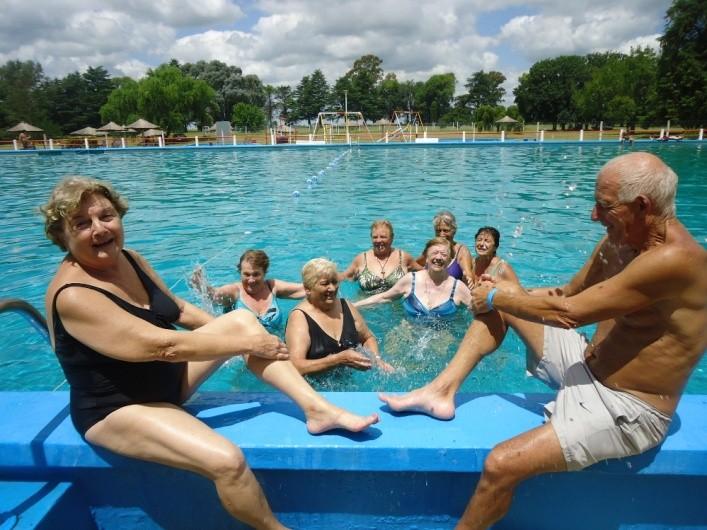 Llega  MePrendo En Todas, la colonia del Parque Balneario para mayores de 50 años