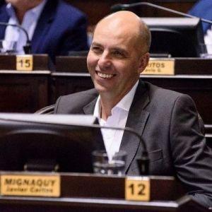 Javier Mignaquy podría ingresar a la legislatura provincial