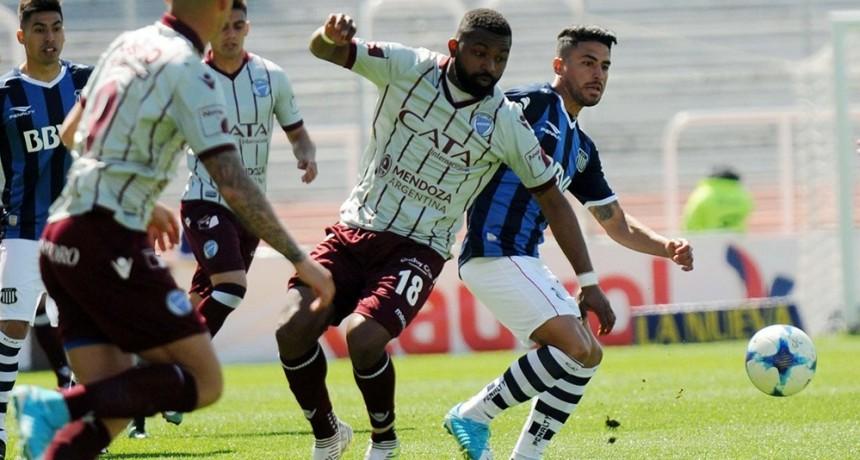 Godoy Cruz desea ratificar su mejoría ante Talleres en Mendoza