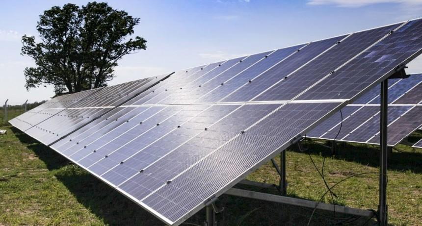 En Bayauca avanza un Parque Solar impulsado por el Intendente de Lincoln