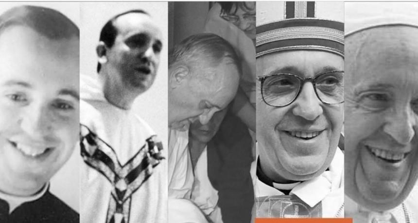Francisco cumple 50 años de sacerdote