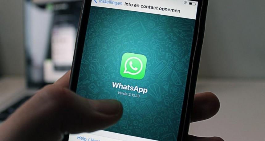 Alerta sobre una campaña engañosa que utiliza mensajes vía WhatsApp