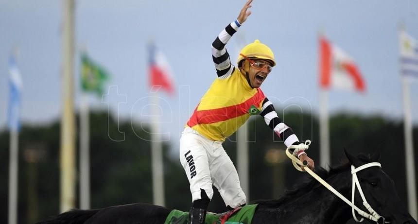 Nao Da Mais, de Brasil, ganó de punta a punta el Gran Premio Carlos Pellegrini