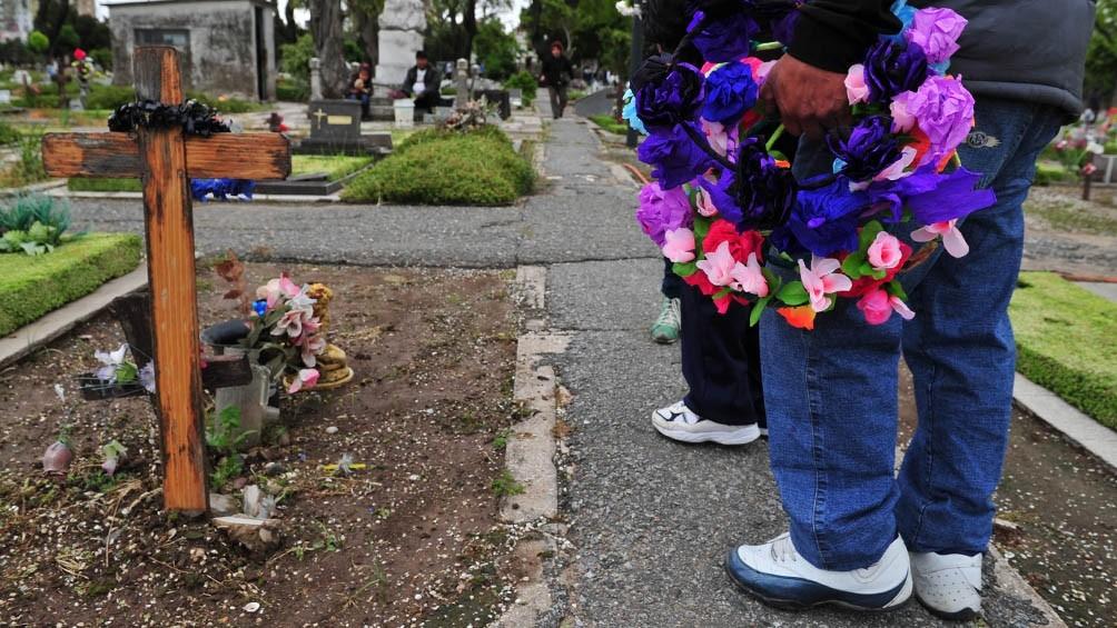 El 13% de los fallecidos en la provincia de Buenos Aires hasta octubre fue por coronavirus