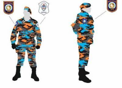 Presentaron la indumentaria de la nueva unidad de prevención bancaria en la policía bonaerense