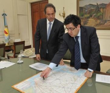 Provincia dará 1800 km de ruta a concesión