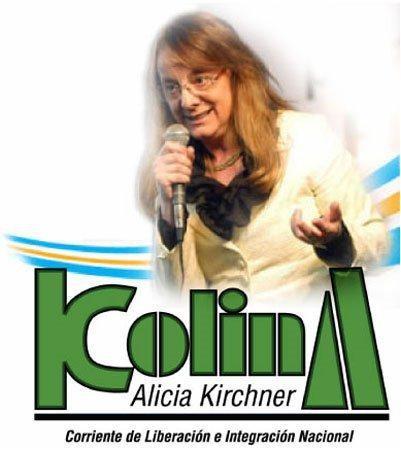 Alicia K comienza a armar en la Cuarta