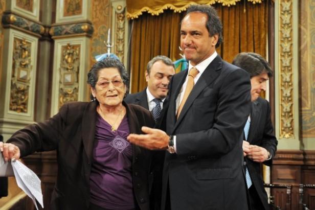 Falleció Sara Derotier de Cobacho