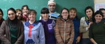 Voluntariado en la Biblioteca Popular Mariano Moreno