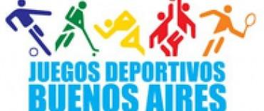 Juegos Buenos Aires 2012 - Area Adultos Mayores