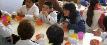 Por falta de pago, los proveedores amenazan con cortar la provisión a comedores escolares