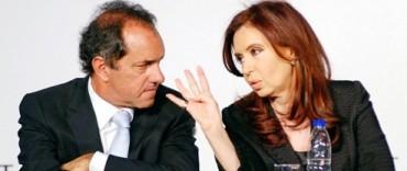 Cristina y ¿otro palo para Scioli?