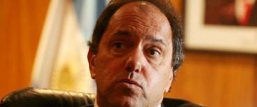 Scioli no piensa hacer cambios en el Gabinete