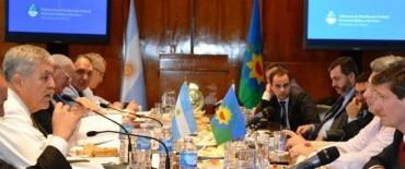 De Vido se reunió con intendentes de la cuarta sección electoral bonaerense