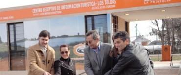 """""""Receptor Turístico Los Toldos"""""""