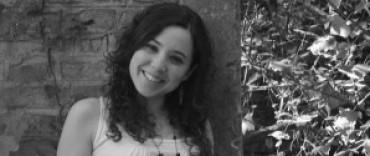 La Toldense Natalia Berasategui, se presentó en Bragado