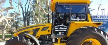Se compra un tractor Pauny