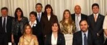 Asumieron nuevas autoridades del Colegio de Escribanos:Entre ellos está el Toldense Fernando Sanchez