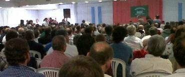 CARBAP mudó su reunión de Mesa Ejecutiva  a Bolívar por las inundaciones