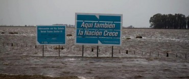 Inundaciones: continúan las complicaciones